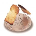 Leivänpaahdin Toaster, kaasuliedelle